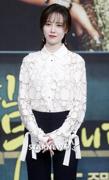 구혜선, 입원중에도 선행..희귀난치아동에 천만원 기부