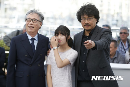 '옥자' 반응 극과 극, 환호vs야유..일부 기자 영화 상영 중 자리 뜨기도