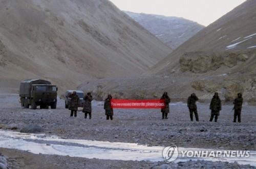 '인도, '접경 대치' 中과 충돌땐 인도양 봉쇄..석유수송 차단' #연합뉴스
