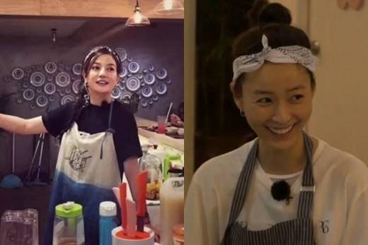 [룩@차이나] '황제의 딸' 조미, '윤식당' 표절작 나온 이유 물으니