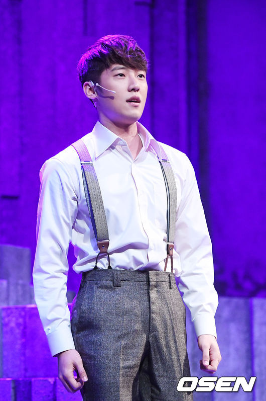 고은성 누구? 뮤지컬계 아이돌+아이비 8살 연하 남친
