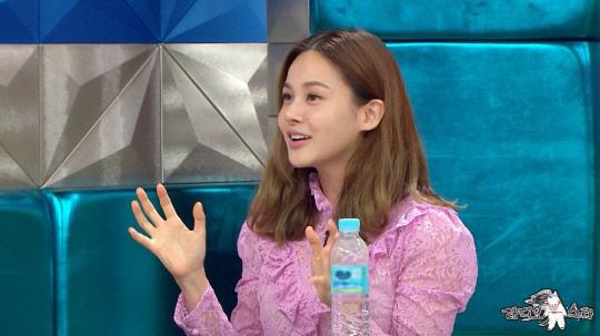 '라스' 아이비, 8살 연하 고은성의 '손발오글' 대시란? '사랑꾼'