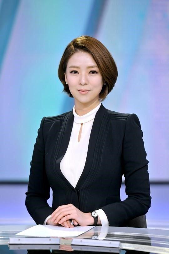 배현진 MBC 기자가 7일 사표를 제출했다. MBC 제공