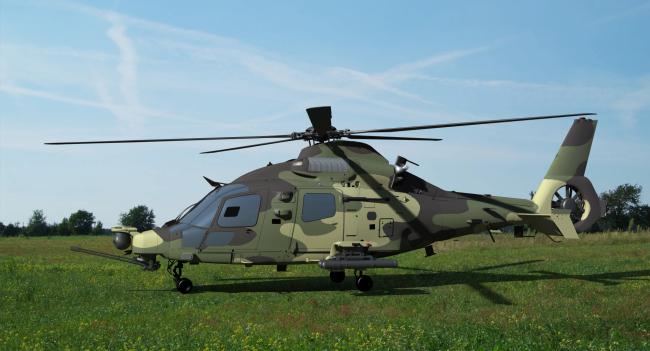 한국항공우주(KAI)가 올해 안에 제작 예정인 소형무장헬기(LAH) 시제기 이미지 [사진=KAI]