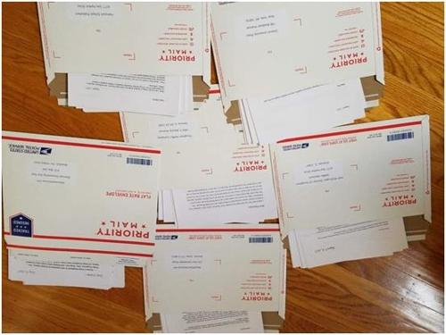 동포 청소년들이 교과서출판서에 보낸 편지들