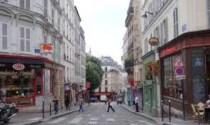 낭만의 도시, 파리 거리를 거닐다
