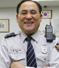 오늘의 인물 '박마이클 경위'