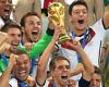 독일 '4번째 월드컵 우승'