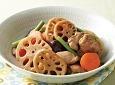 [배우 이승신의 건강 채소 밥상]봄기운 듬뿍 담은 연근 요리