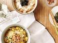 국밥 대신  말아 먹는 밥