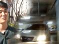 수리비만 300만 원, 주차된 차로 돌진한 차량