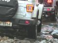 지프 올 뉴 랭글러 사하라 오프로드 간략 시승기(Jeep All New JL Wrangler Sahara)