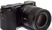 Sony Alpha ILCE-6000 APS-C-frame camera