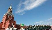 러시아의 전승기념일인 '승리의 날(Victory Day)' 기념 행진