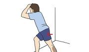 효과적인 산행을 위한 스트레칭 1단계