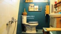 낡은 욕실 셀프페인팅으로 변신하기! 이미지