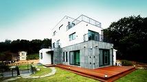 자연에 짓고 풍경을 담은 전원주택 이미지