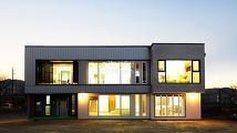 기능성과 심미성 모두 월등한 모던주택 이미지