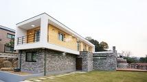 옥상 테라스의 낭만이 있는 양평주택 이미지