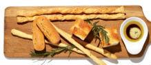 식전 빵의 좋은 예