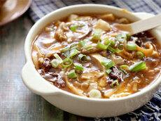 [산라탕_Hot & Sour Soup..