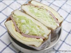 [<b>양배추</b>샌드위치] 맛있는 <b>양배추</b>샌드위치(누마상샌드위치)