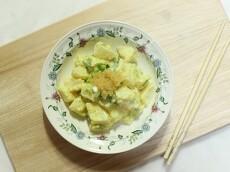 감자날치알샐러드다이어트식단