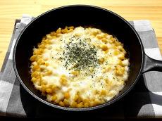 옥수수 치즈 구이