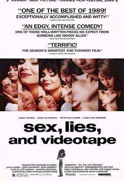 섹스 거짓말 그리고 비디오테이프 포토 보기