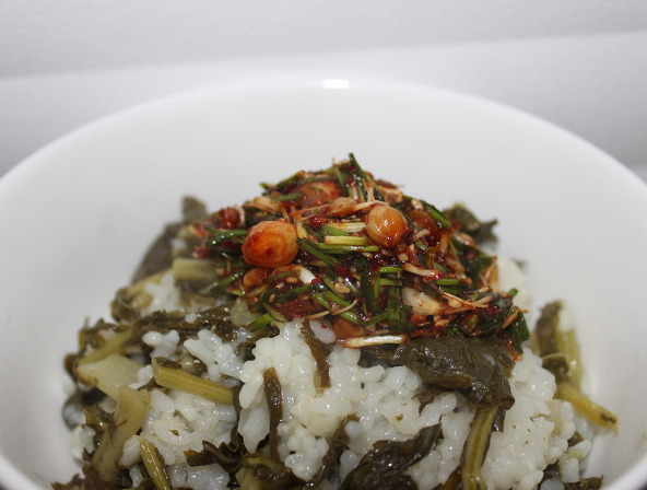 변비 비켜~~시래기밥으로 겨울철 섬유질,비타민, 보충하세요^