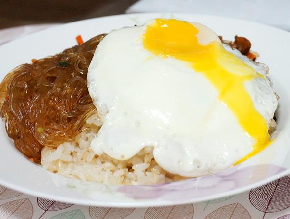 추석 때 남은 잡채 활용 꿀팁! 초간단 중국집 잡채밥