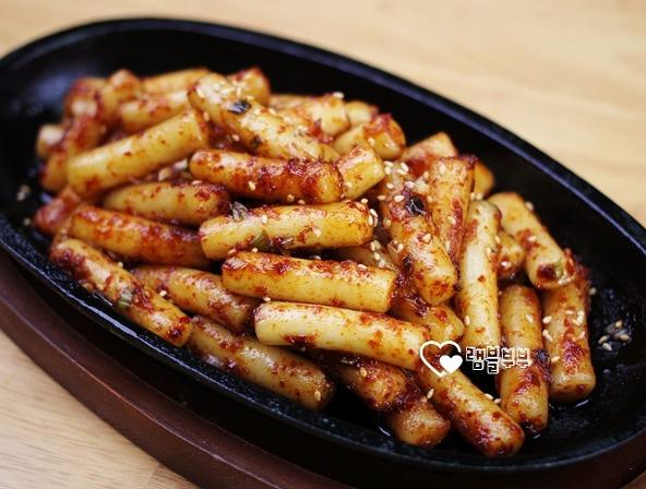 초간단 백종원 떡볶이 맛있게 만드는법