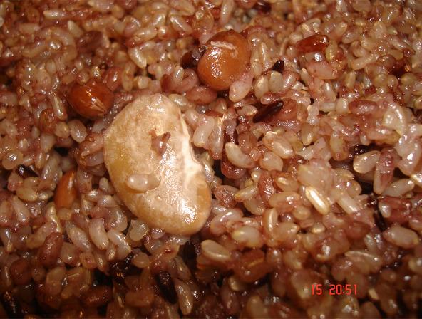 당뇨와 다이어트 두마리 토끼 잡는100% 영양 발아 현미밥