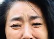 [포토엔]김부선 공판 '두눈에서 흐르는 눈물'
