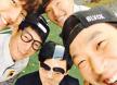 """[★SNS] """"초를 몇 개 꽂아야 하나"""" 하하, 런닝맨 멤버들과 우정샷"""