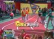 '아육대' 에이핑크, 女400m 릴레이 금메달 '완벽 팀워크'