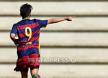 [포토] 이승우 복귀 골 세레머니 - 라리가 유스 바르셀로나 VS 레리다 (7)