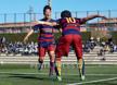 [포토] 4골을 합작한 이승우-아레나 콤비 - 라리가 유스 바르셀로나 VS 레리다 (11)