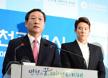 [SS포토] 유정복 인천시장, 박태환 선수 리우 올림픽 출전 호소