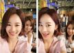 손태영-김지민, 미녀들의 화려한 셀카타임