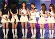 [오마이포토] 아이오아이, 열심히 달려가는 소녀들