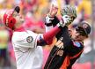 [사진]서동욱-손용석,'격렬하게 충돌'