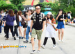 [포토엔화보]'오늘은 시크한 퍼포먼스?' 박명수 '오늘은 뛰지 않고 걸을께요'(해피투게더3)