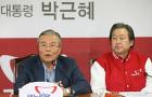 """<전격 `구원등판' 김종인 """"박근혜 당선되도록 책임"""">"""