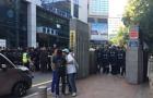 백남기 농민 사망 서울대병원 경찰이 봉쇄.. 딸이 올린 트윗