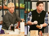 [오늘 뭐볼까] '요상한 식당' 강남-현주엽, '어리바리 교포'와 '고기 집착남'의 '요섹남' 도전기