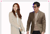 박신혜-남궁민, '썸'타는 패션..베이지 톤온톤 스타일링