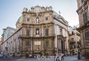 시칠리아의 빛나는 풍경 속으로 Palermo