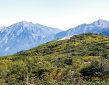 일본 남알프스 종주, 행복한 12일의 여정
