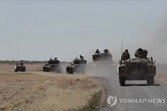 새 평화회담 앞두고 불안한 시리아..IS, 동부에서 대규모 공세